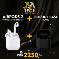 BRANDED AIRPODS 2ND GENERATION MADE FOR DUBAI