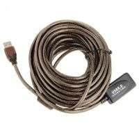 usb extension male to female 2.0 10m with IC