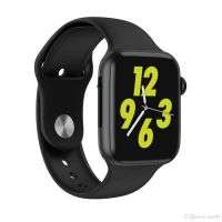 Apple W34 Smart Watch 44MM Display Black