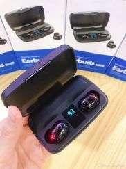 Tws A10s Airdots Bluetooth + Power Bank