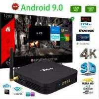 TaniX Tx6 6K Android Box | Quad/4GB/32GB/Android 9 |