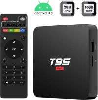 Sunvell T95 Super 4K Android Box |Andorid 10/Quad/2GB/16GB|