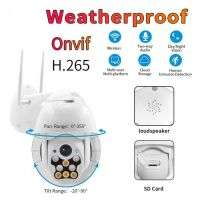 MINI WIFI PTZ DOME MACHINE CAMERA 2MP 1080P HD
