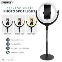 REMAX 26CM WITH STAND LIFE DESKTOP SELFI SPOT LIGHT RL-LT13