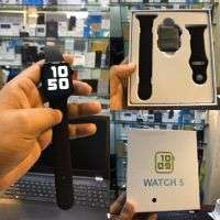 Watch5 T5 Pro Smart Watch | Replica Of Series 5 | Black |