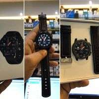 DT700 Smart Watch | Round Dial / Fitness WaterProof Metal Body | Clone Of Amazefit GTR