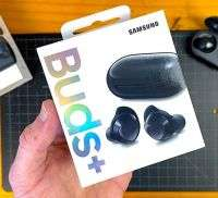 SAMSUNG GALAXY BUDS+ (A+ HIGH COPY) BLACK