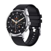 Y20 Ai Smart Watch Blood Pressure Heart Rate Sleep Monitor Fitness Call Watch Waterproof Bluetooth Sport Smartwatch |BLACK|