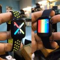 Buy T500 Plus Smart Watch In Pakistan |Black & Green| BPM/Series5/Calling |