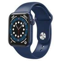 Buy HW12 Smart Watch In Pakistan |Blue| Infinity Display | 40mm |