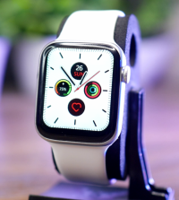 IWO W26 Plus Smart Watch |Waterproof|Infinity Display|Calling|SILVER