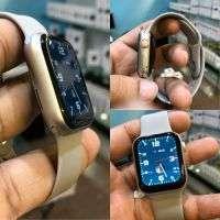 Buy HW12 Smart Watch In Pakistan |GREY| Infinity Display | 40mm |