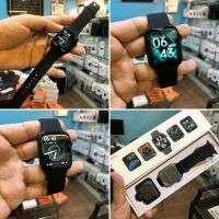 HW22 Smart Watch 44MM-INFINITY RETINA DISPLAY-CALLING-IP68|BLACK|