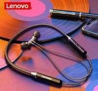 LENOVO HE05 NECKBAND BLUETOOTH 5.0 HEADPHONE (ORIGINAL) Buy In Pakistan