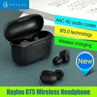 Haylou GT5 True Wireless Bluetooth 5.0 Earbuds Headphone|TWS|Airdots|BLACK|