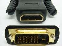 Hdmi Female To Dvi Male 24+1 Connecter