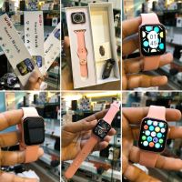 iWO W13 Plus Smart Watch|40mm-Infinity IPS Screen| ROSE GOLD |