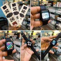 DT100 Smart Watch 44MM-INFINITY RETINA DISPLAY-CALLING-IP68|BLACK|