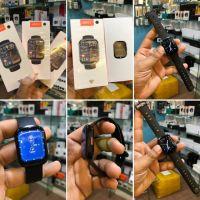 HW13 Smart Watch|Fitness Watch|METAL BODY|BLACK|