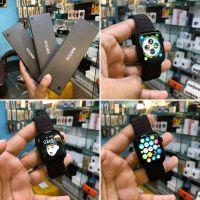 HW28 Smart Watch|Smart Multimedia Watch| Series 6 | Black |