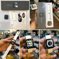 HX68 Smart Watch |44MM-INFINITY DISPLAY|Silver|