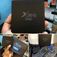 X96 Q Pro Android Smart Box 4/32 4K Android 10