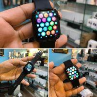 HW22s Smart Watch 44MM-INFINITY RETINA DISPLAY-CALLING-IP68|BLACK|