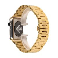 44MM Metal Straps GOLDEN |42/44mm For All Watches w26+/Mc72pro/hw22|