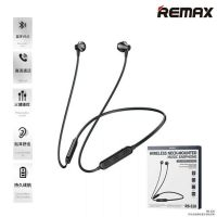 Remax RB-S28 Wireless Bluetooth Sport Magnetic Sweat-Proof Headset Earphone With Mic