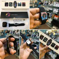 HW22 Pro Smart Watch 44MM-Wireless Charging-Black