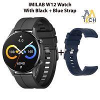IMILAB W12 SMART WATCH | BLACK |