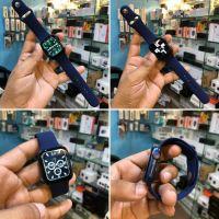 DT100 Smart Watch 44MM-INFINITY RETINA DISPLAY-CALLING-IP68|BLUE|