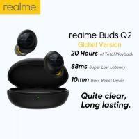 Realme Buds Q2 Active Noise Cancellation Bluetooth 5.0 Airdots 100% Original