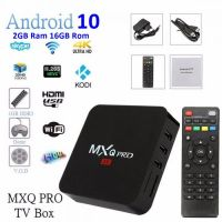 MXQ PRO 4K Android Box 2GB/16GB/Android10