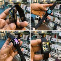 W22 Plus Smart Watch-44MM-Black