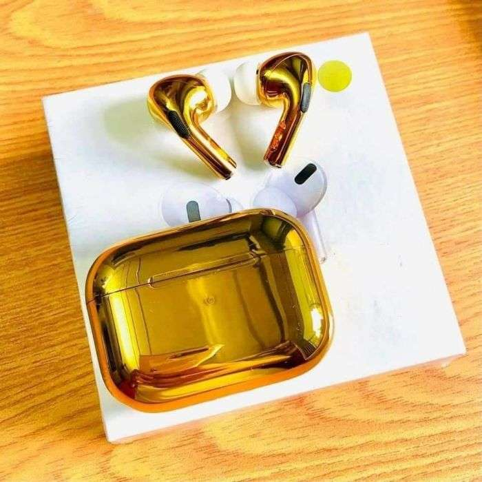 Buy Airpods Pro Gold A+ In Pakistan
